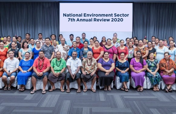 7th Annual Review of the Environment Sector