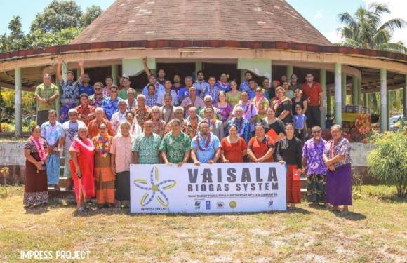 THE OFFICIAL LAUNCH OF VAISALA BIOGAS SYSTEM