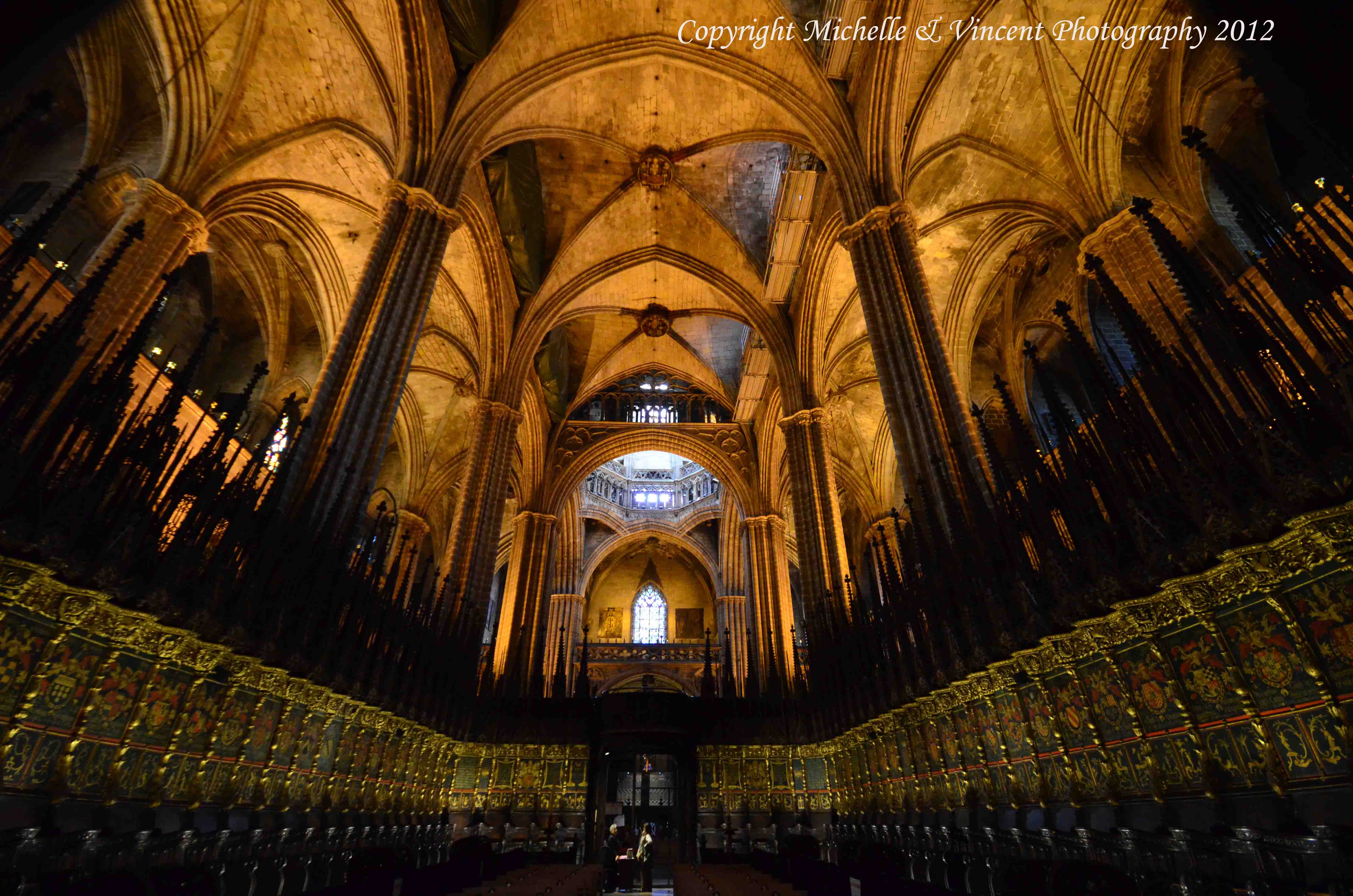 barcelona cathedral 6 michelle amp vincent photography