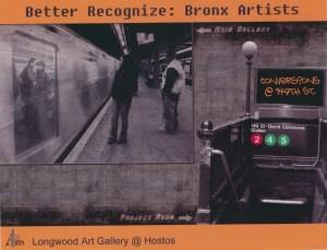 Celebrating and showcasing local neighborhood artists.