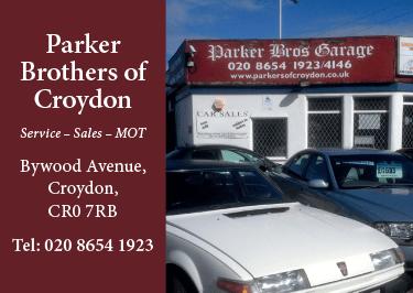 Parker Brothers Garage
