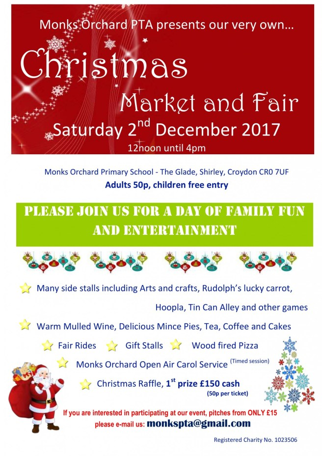 MOPTA Christmas mas Market and Fair 2017