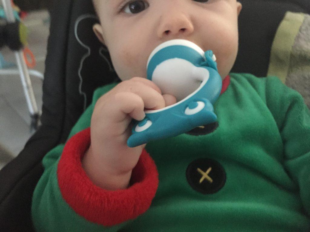 Bannière - [Test] La grignoteuse pour bébé