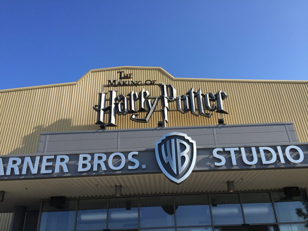 Bannière - Le Studio Harry Potter