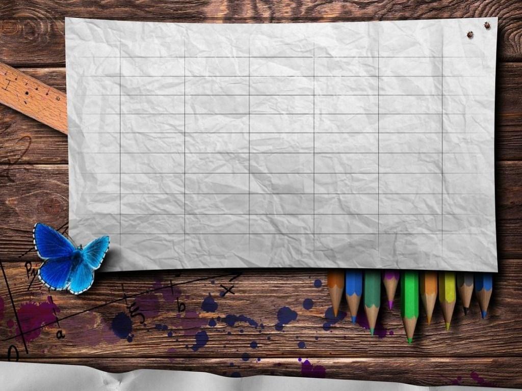 Bannière - [DIY] Calendrier, apprentissage du repère dans le temps
