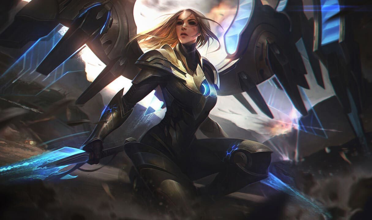 Kayle Guide :: League of Legends Kayle Strategy Build Guide on ...
