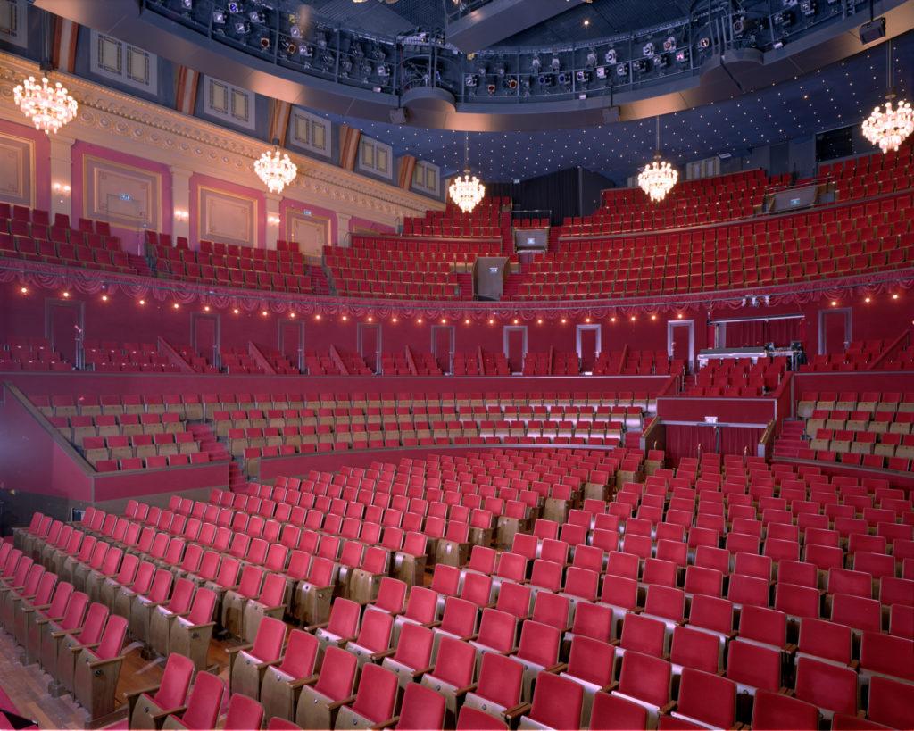 Koninklijk Theater Carre Amsterdam Mobelli Contract