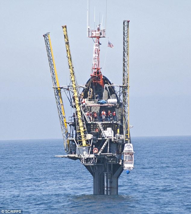 FLIP marine vessel