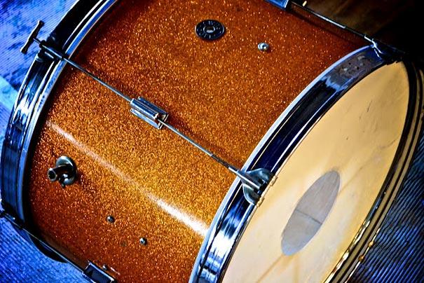 diy lampu drum set bekas
