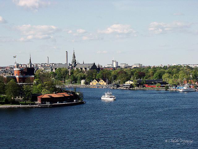 stockholm kanal