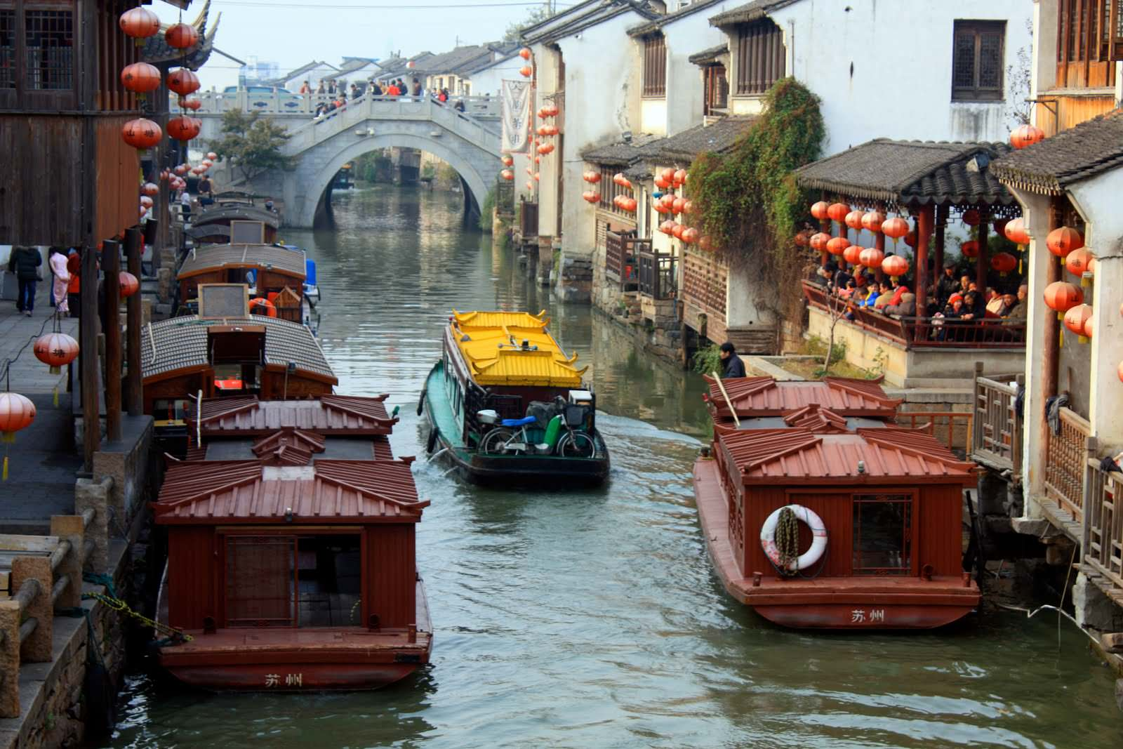 kanal suzhou china