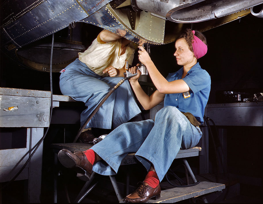 Wanita dalam Perang Dunia II - 05