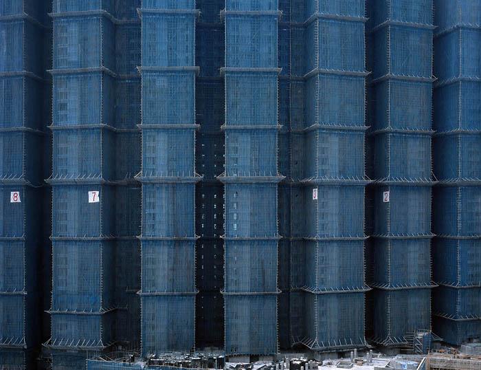 hong kong architecture of density 11