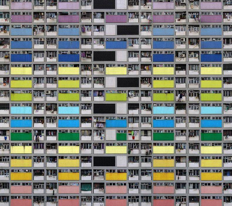hong kong architecture of density 2