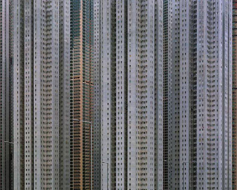 hong kong architecture of density 6