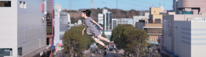 foto levitasi natsumi hayashi 11