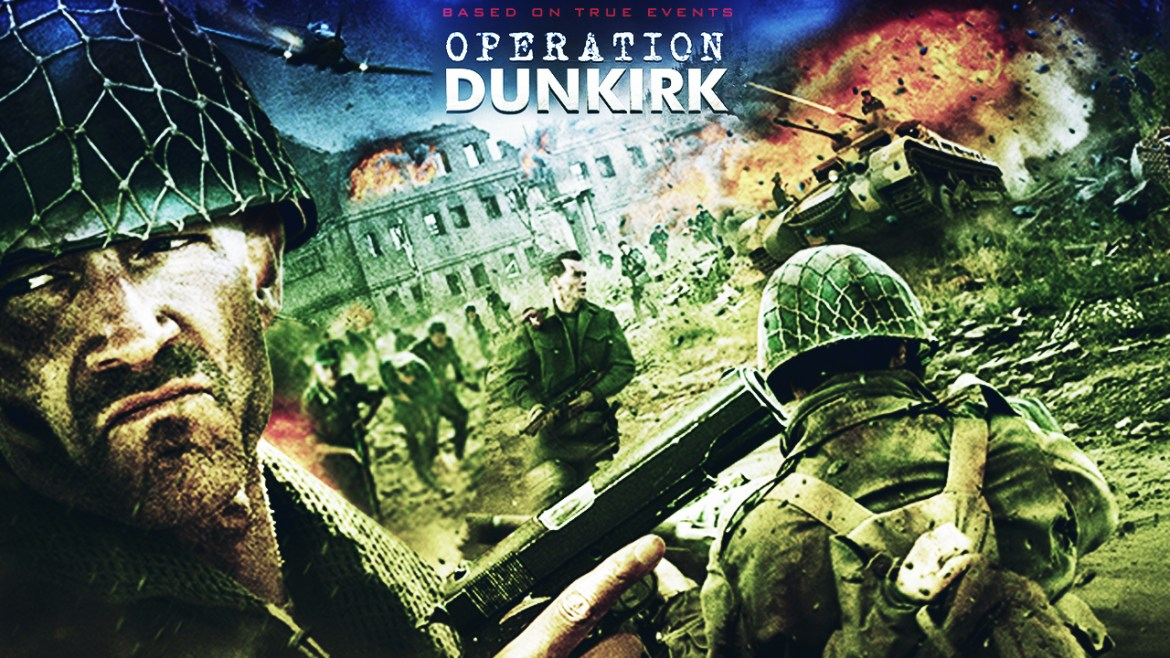 Operation Dunkirk (2017) – Amazing of Mobi Racer