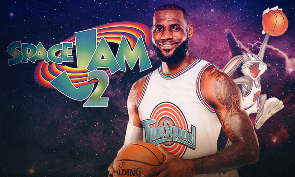Space Jam A New Legacy | Best  No.1 upcoming American live-action/animated sports comedy film