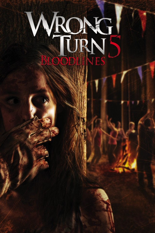 Wrong Turn 5 Bloodlines 2012