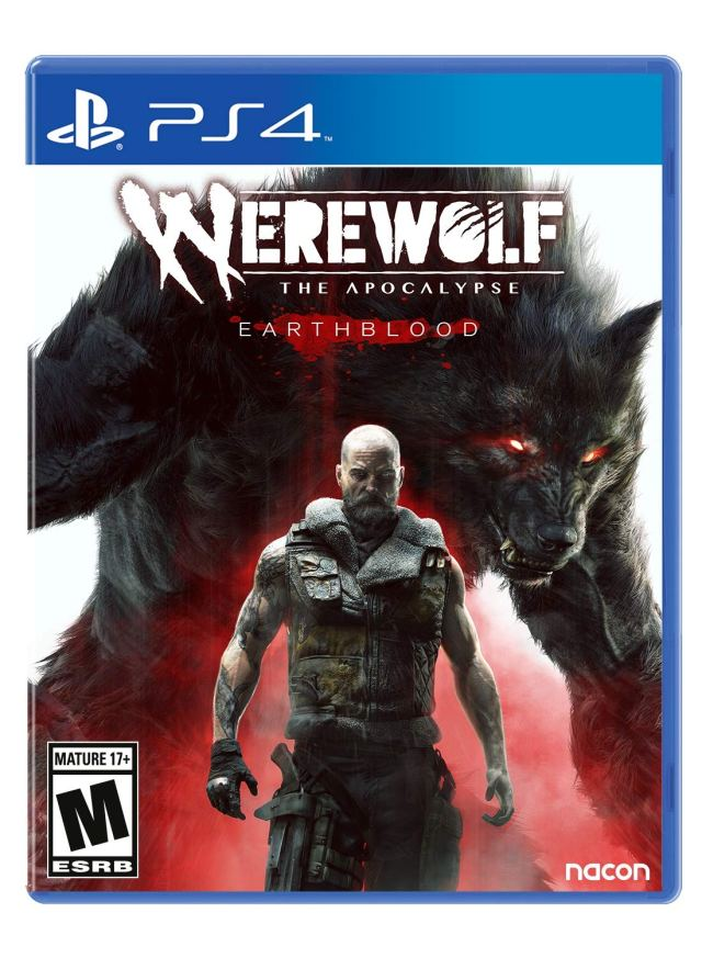 Werewolf The Apocalypse Earthblood 2021 (PS4) - PlayStation 4
