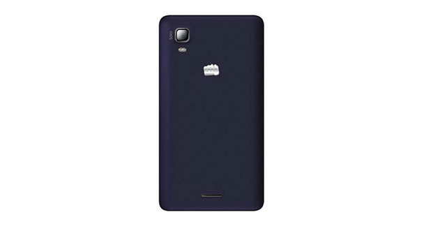 Micromax Canvas Doodle 3 A102 Back View