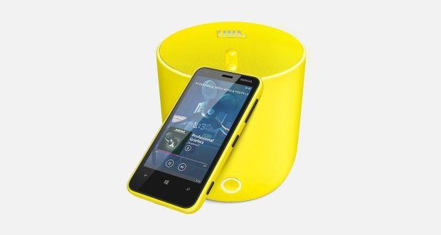Nokia Lumia 620 Front View