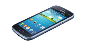 Samsung Galaxy Core Overall View