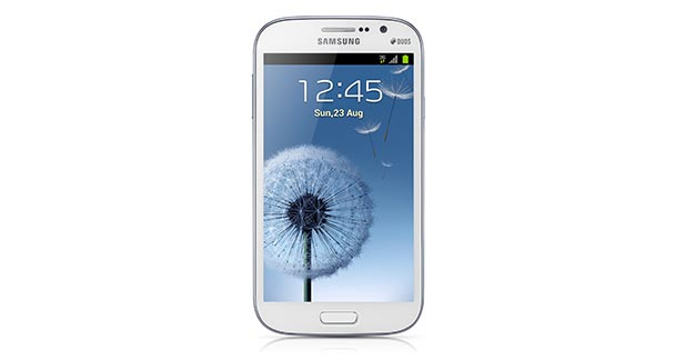 Samsung Galaxy Grand Front View