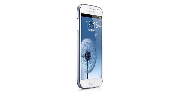 Samsung Galaxy Grand Side View