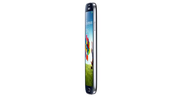 Samsung Galaxy S4 Right View