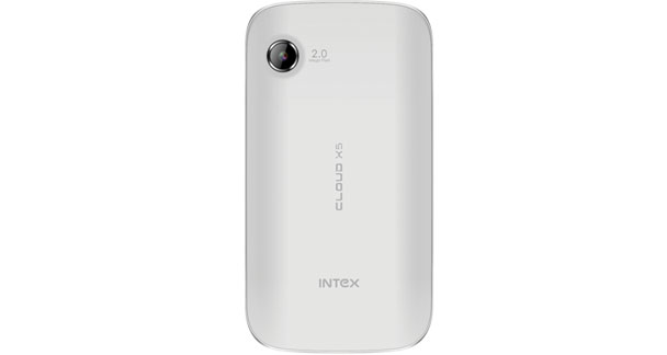 Intex Cloud X5
