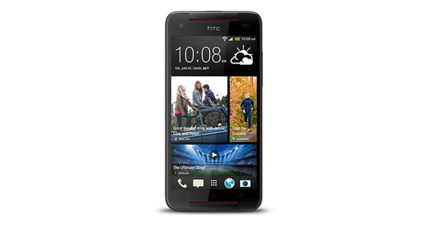 HTC Butterfly S Front View