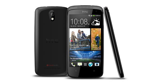 HTC Desire 500 Overall View