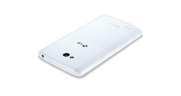LG L80 Dual D380 Back View
