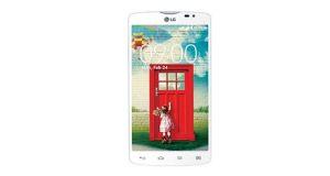 LG L80 Dual D380 Front View