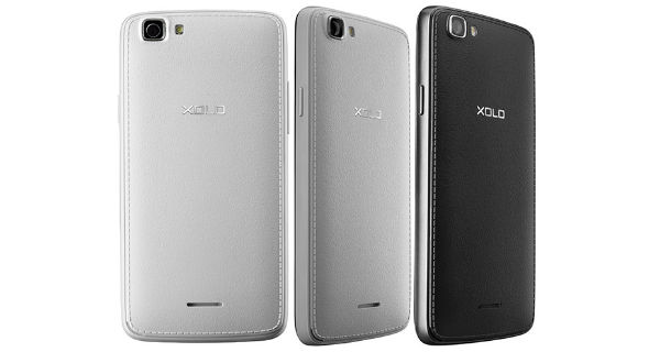 XOLO A500s Lite Back View