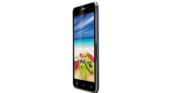 Iball Andi 5K Sparkle Front and Side View