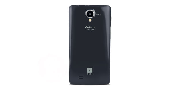 Iball Andi4 IPS Velvet Back View