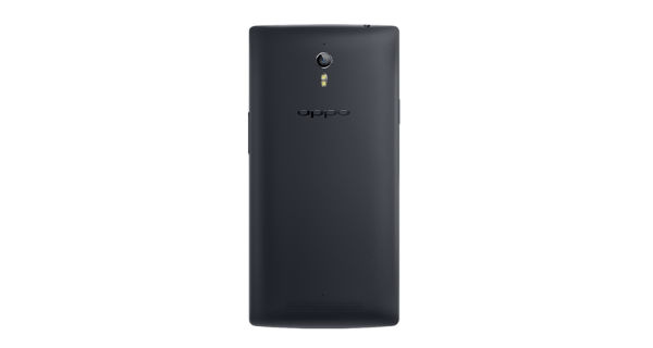 Oppo Find 7a Back View