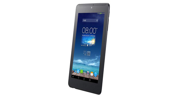 Asus Fonepad 7 Side View