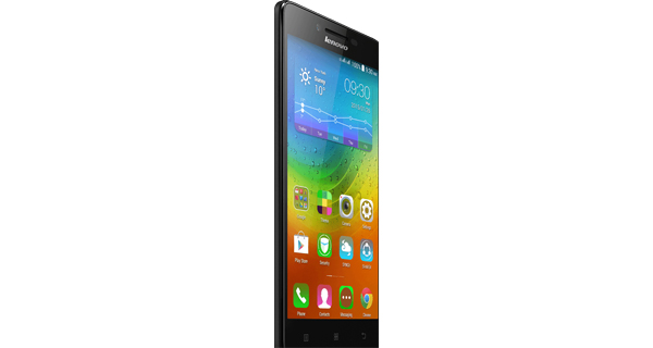 Lenovo A6000 Side View
