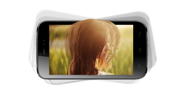 Micromax A115 Canvas 3D Front View