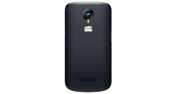 Micromax Bolt A46 Back View