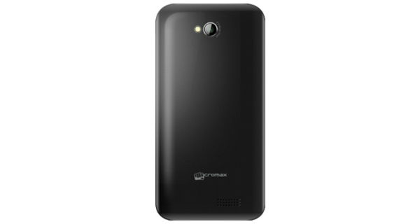 Micromax Unite A092 Back View