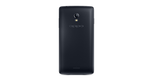 Oppo Joy Back View