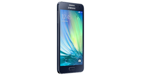 Samsung Galaxy A3 Overall View