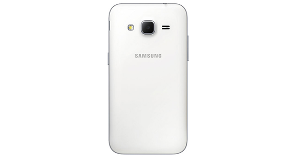 Samsung Galaxy Core Prime Back View