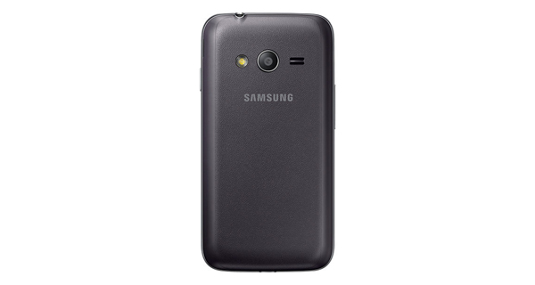 Samsung Galaxy S Duos 3 Back View