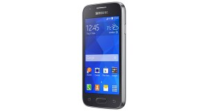 Samsung Galaxy S Duos 3 Left View