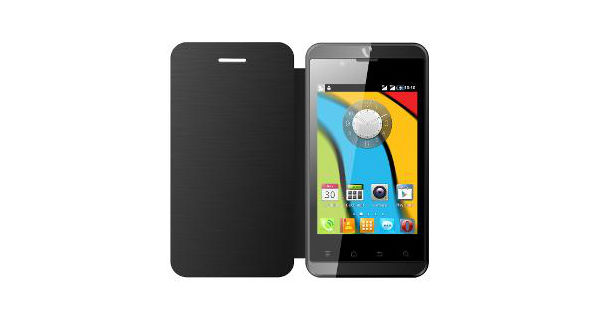 Videocon A10F with Flip Cover